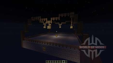 Minecraft Arena для Minecraft