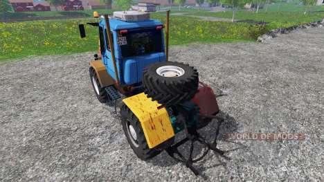 ХТА-220 Слобожанец для Farming Simulator 2015