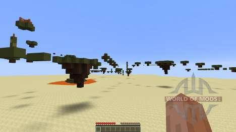 Tiki Parkour Challenging Parkour для Minecraft