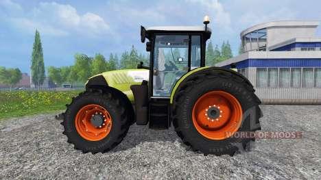 CLAAS Arion 650 v1.1 для Farming Simulator 2015