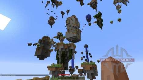 Maceia Parkour для Minecraft