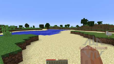 Smallish Survival Island для Minecraft