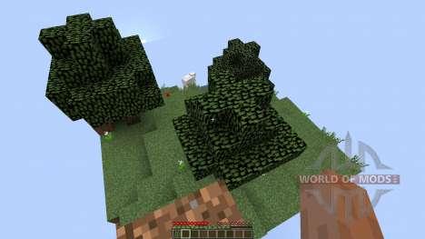 One Chunk для Minecraft