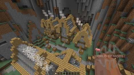 Medival City для Minecraft