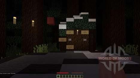 Survive Slender для Minecraft