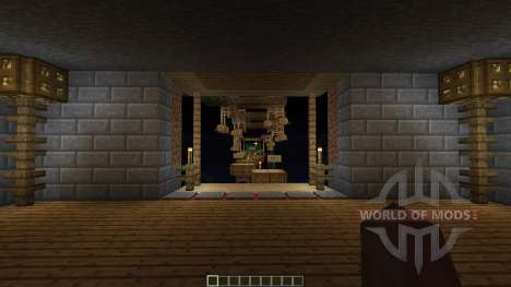 Escape Edition для Minecraft
