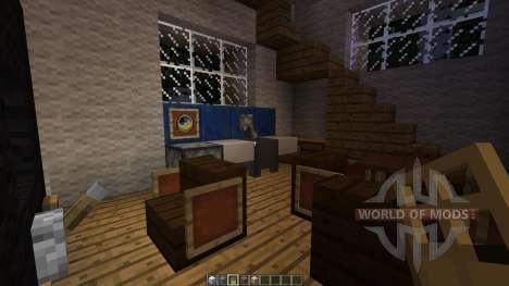 Chicago Style House для Minecraft