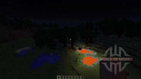 My survival world для Minecraft