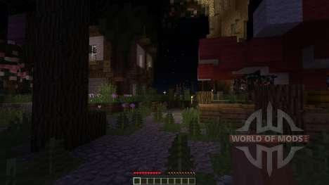 Valley для Minecraft