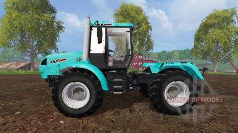 ХТЗ-17222 разноцветный для Farming Simulator 2015