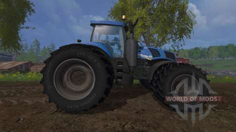 New Holland T8.320 dual wheels для Farming Simulator 2015