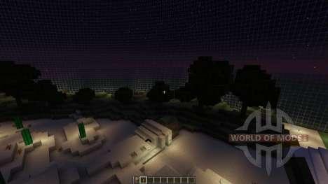 MultiBiome для Minecraft