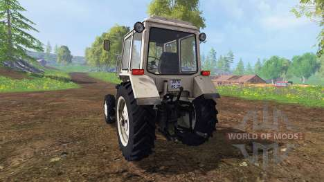 МТЗ-80 v2.2 для Farming Simulator 2015