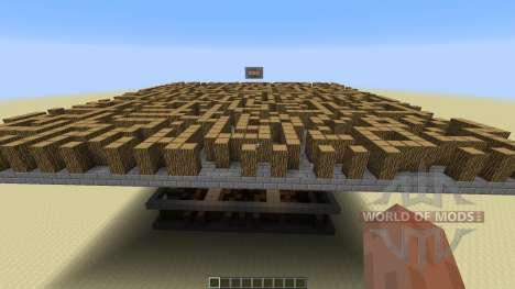 Instant Maze Generator для Minecraft