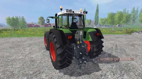 Fendt Favorit 824 [new] для Farming Simulator 2015