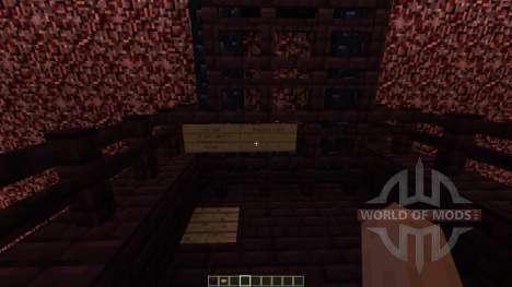 The Nether Parkour [1.8][1.8.8] для Minecraft