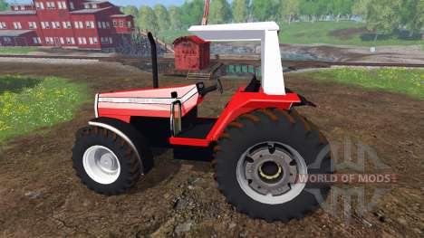 Massey Ferguson 680 для Farming Simulator 2015