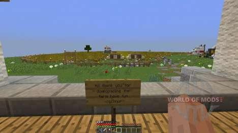 The Farm для Minecraft