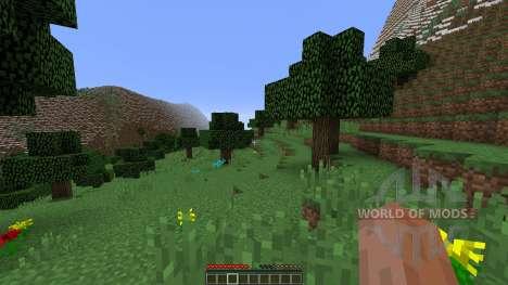 Dento Island для Minecraft