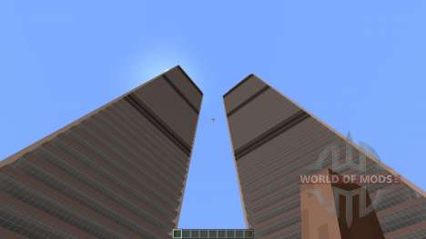 Twin Towers для Minecraft