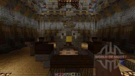 Medival spawn для Minecraft