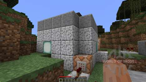 The Quest for The Sponge для Minecraft