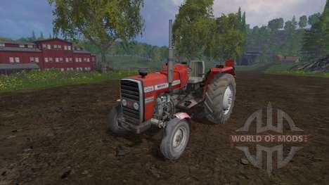 Massey Ferguson 255 для Farming Simulator 2015