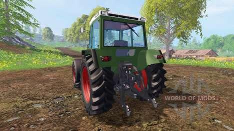 Fendt Farmer 309 LSA v3.0 для Farming Simulator 2015