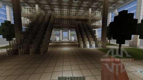 122 Leadenhall Street для Minecraft