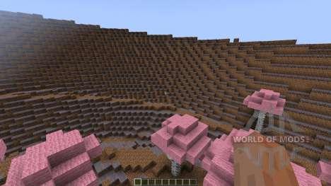 Land Spiral [1.8][1.8.8] для Minecraft