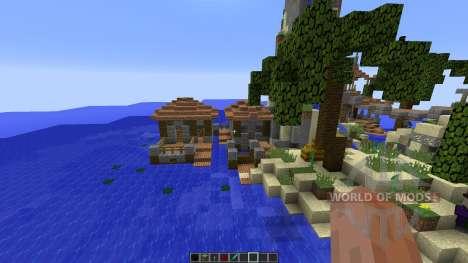 Survival Island Challenge для Minecraft