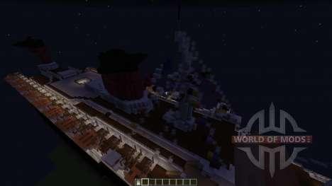 SS France для Minecraft