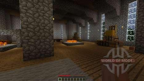 Cobblewood для Minecraft