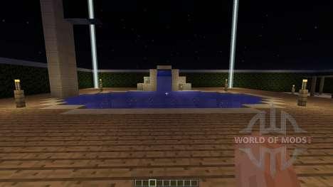 Club Party House для Minecraft