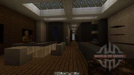 LEVELS An Underground Home для Minecraft