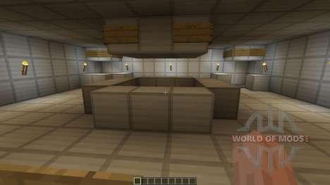 Parkour Kings для Minecraft