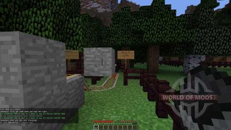 Neeedy11s Roller Coaster для Minecraft