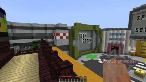 Splatoon [1.8][1.8.8] для Minecraft