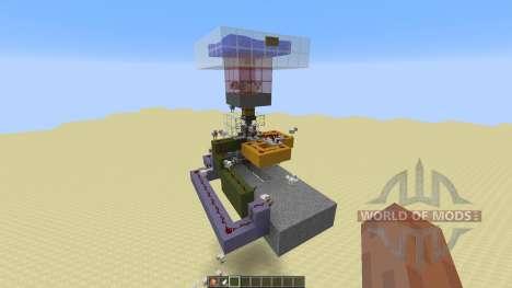 Huhner-Trichter для Minecraft