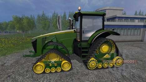 John Deere 8360R Quadtrac для Farming Simulator 2015