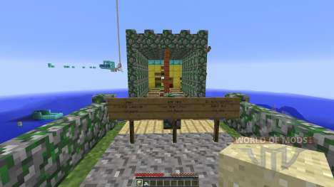 The Jumping DeAd 1 для Minecraft