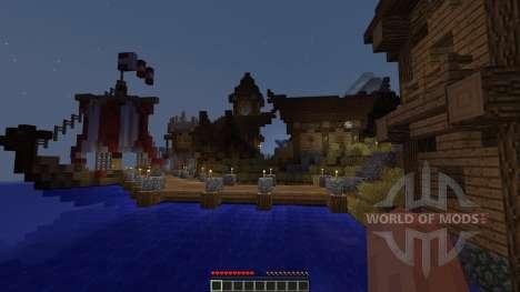 Viking Village [1.8][1.8.8] для Minecraft