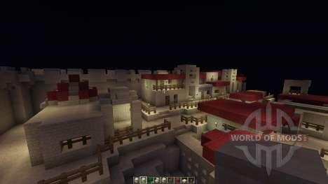 Desert city [1.8][1.8.8] для Minecraft