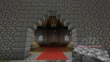 Castle and Village для Minecraft
