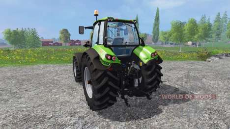 Deutz-Fahr Agrotron 7250 TTV v3.0 для Farming Simulator 2015