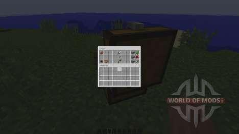 PlaneCrash Survival для Minecraft