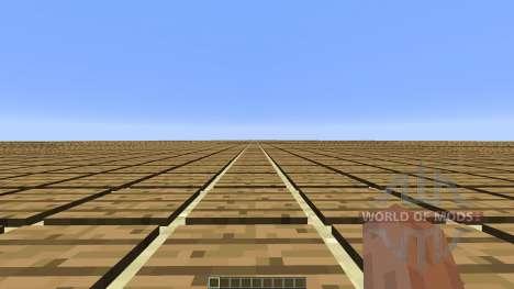 TNTRun для Minecraft