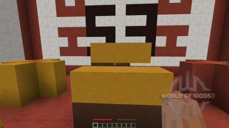 InfiniteCube 2 для Minecraft