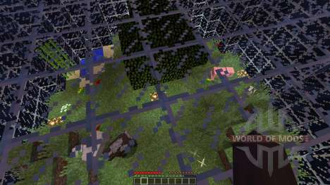 Mini Jar Survival [1.8][1.8.8] для Minecraft