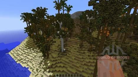 Tropical Island 2 для Minecraft